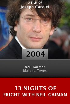 13 Nights of Fright with Neil Gaiman online free