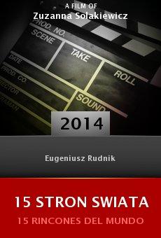 Ver película 15 stron swiata