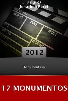 Ver película 17 monumentos