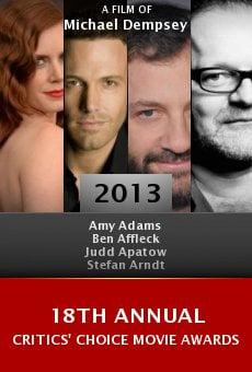 Ver película 18th Annual Critics' Choice Movie Awards