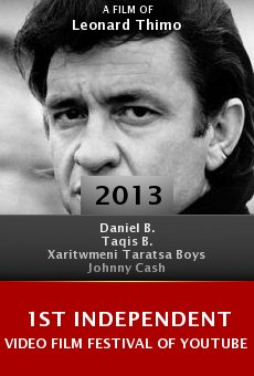 Watch 1st Independent Video Film Festival of Youtube 2013 online stream