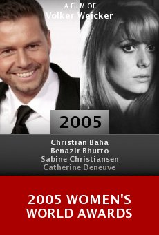 2005 Women's World Awards online free