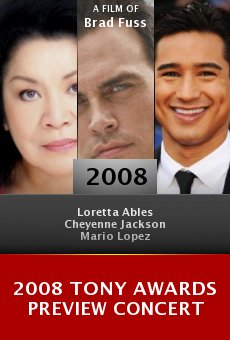 2008 Tony Awards Preview Concert online free