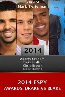 2014 ESPY Awards: Drake vs Blake online