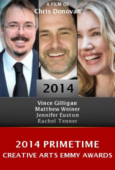 Ver película 2014 Primetime Creative Arts Emmy Awards