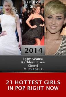 Ver película 21 Hottest Girls in Pop Right Now