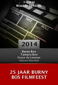 Ver película 25 Jaar Burny Bos Filmfeest