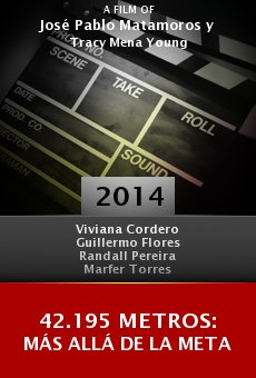 Watch 42.195 metros: Más Allá de la Meta online stream