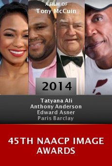 45th NAACP Image Awards online free