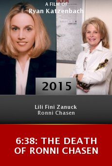 Watch 6:38: The Death of Ronni Chasen online stream