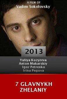 Ver película 7 glavnykh zhelaniy
