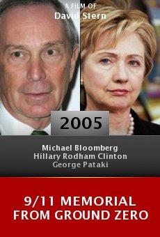 9/11 Memorial from Ground Zero online free
