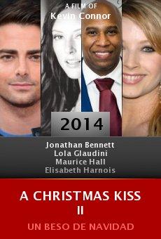 Ver película Un beso de Navidad