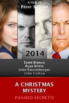 Ver película A Christmas Mystery