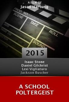 Ver película A School Poltergeist