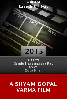 Watch A Shyam Gopal Varma Film online stream
