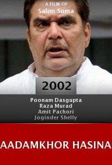 Aadamkhor Hasina online free