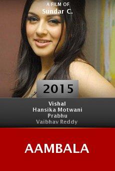 Ver película Aambala
