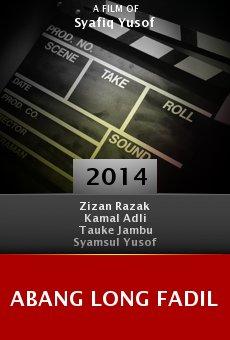 Ver película Abang Long Fadil