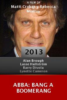 ABBA: Bang a Boomerang online free