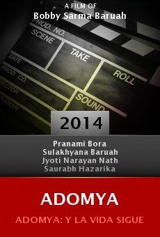 Ver película Adomya