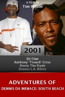 Adventures of Dennis Da Menace: South Beach online free