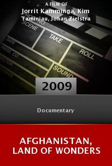 Ver película Afghanistan, Land of Wonders