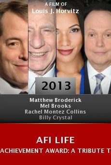 Watch AFI Life Achievement Award: A Tribute to Mel Brooks online stream