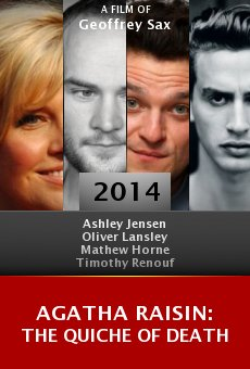 Ver película Agatha Raisin: The Quiche of Death