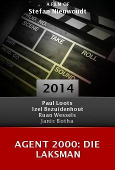 Watch Agent 2000: Die Laksman online stream