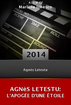 Ver película Agnès Letestu: L'apogée d'une étoile