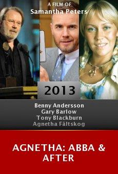 Watch Agnetha: Abba & After online stream