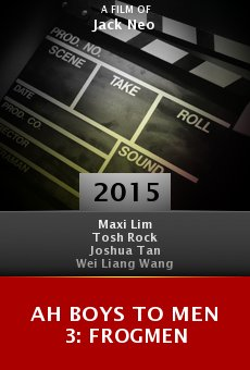 Ah Boys to Men 3: Frogmen online