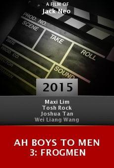 Ah Boys to Men 3: Frogmen online free