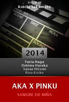Ver película Aka x Pinku