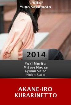 Akane-iro kurarinetto online
