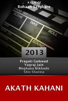 Ver película Akath Kahani