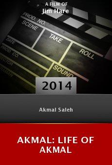 Watch Akmal: Life of Akmal online stream