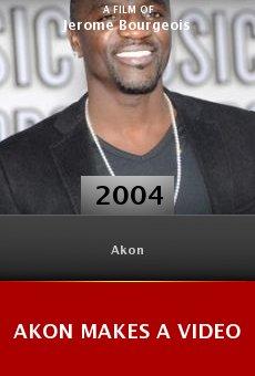 Akon Makes a Video online free