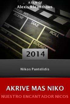 Watch Akrive mas Niko online stream