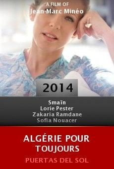 Algérie pour toujours online