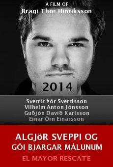 Ver película Algjör Sveppi og Gói bjargar málunum