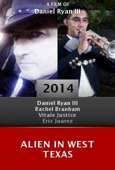 Watch Alien in West Texas online stream