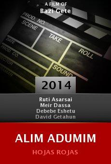 Alim adumim online free