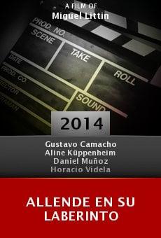 Watch Allende en su laberinto online stream