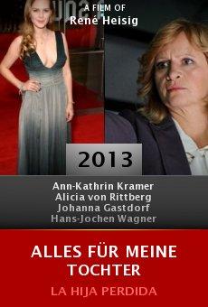 Ver película Alles für meine Tochter