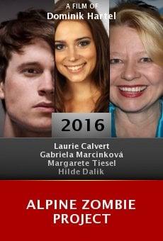 Watch Alpine Zombie Project online stream