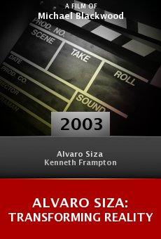 Alvaro Siza: Transforming Reality online free
