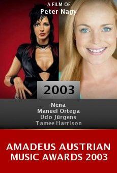 Amadeus Austrian Music Awards 2003 online free