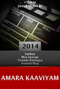 Ver película Amara Kaaviyam